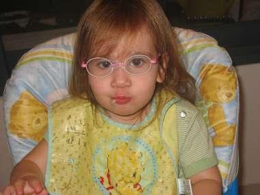 משקפיים בטיחותיים וחזקים לתינוק