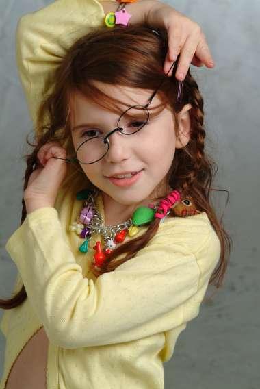 משקפיים גמישים במיוחד לילדים