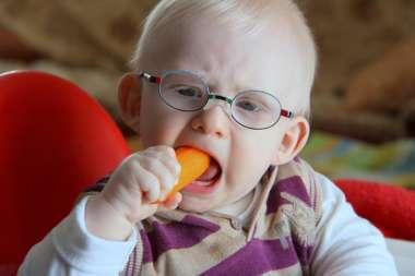 משקפי ראייה מיוחדים לתינוקות