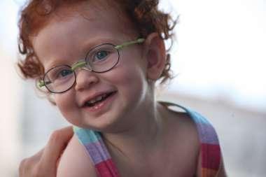 משקפיים לתינוקות