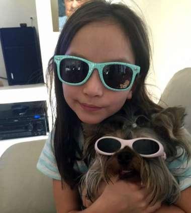 משקפי שמש אופטי לילדים